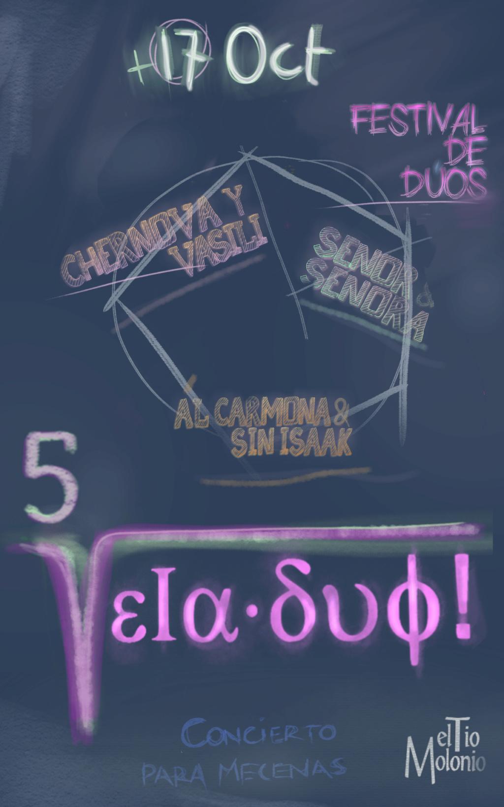 Veladúo VI: festival de dúos #Valladolid..(22, 23 octubre) Criminal pentatónico, el puto fary, Elsanbenito... - Página 8 Sketch11