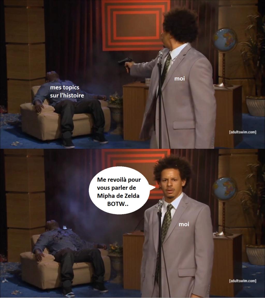 Mipha, milf ou loli ? La théorie des abîmes - Smouky VS Wild Saison 37 Ls899g10