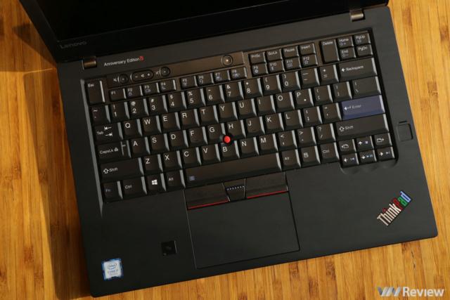 Đánh giá Lenovo ThinkPad 25: món quà ý nghĩa cho các fan trung thành 17451810