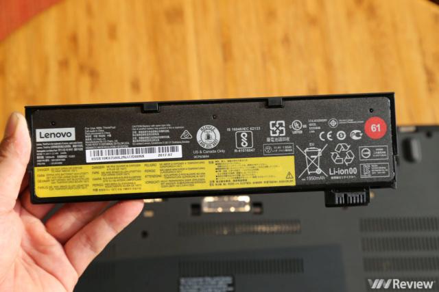 Đánh giá Lenovo ThinkPad 25: món quà ý nghĩa cho các fan trung thành 17452011