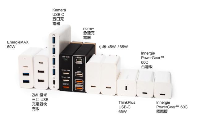 Combo sạc nhanh USB-C của Xiaomi giá tốt 2019-010