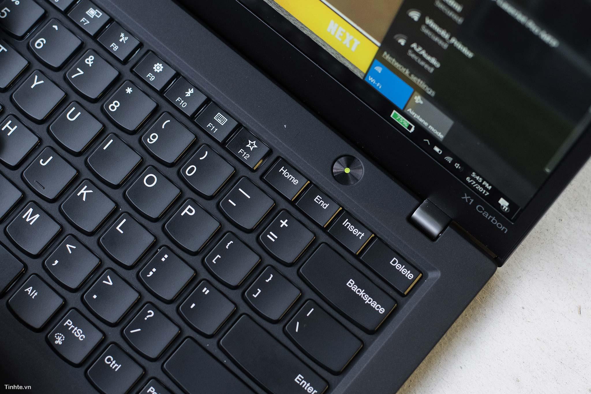 ThinkPad X1 cacbon - laptop cao cấp cho doanh nhân 40653212