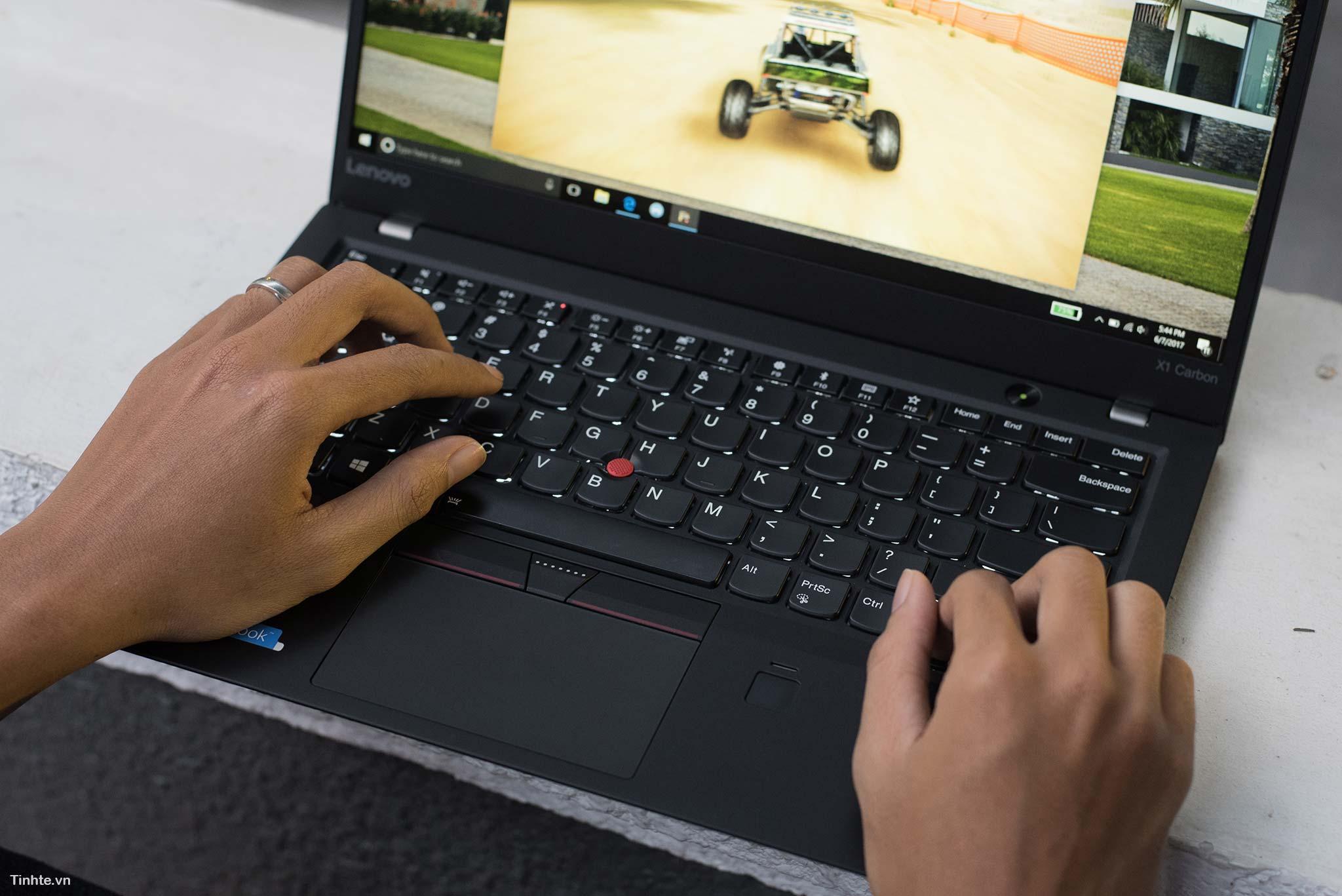ThinkPad X1 cacbon - laptop cao cấp cho doanh nhân 40653213