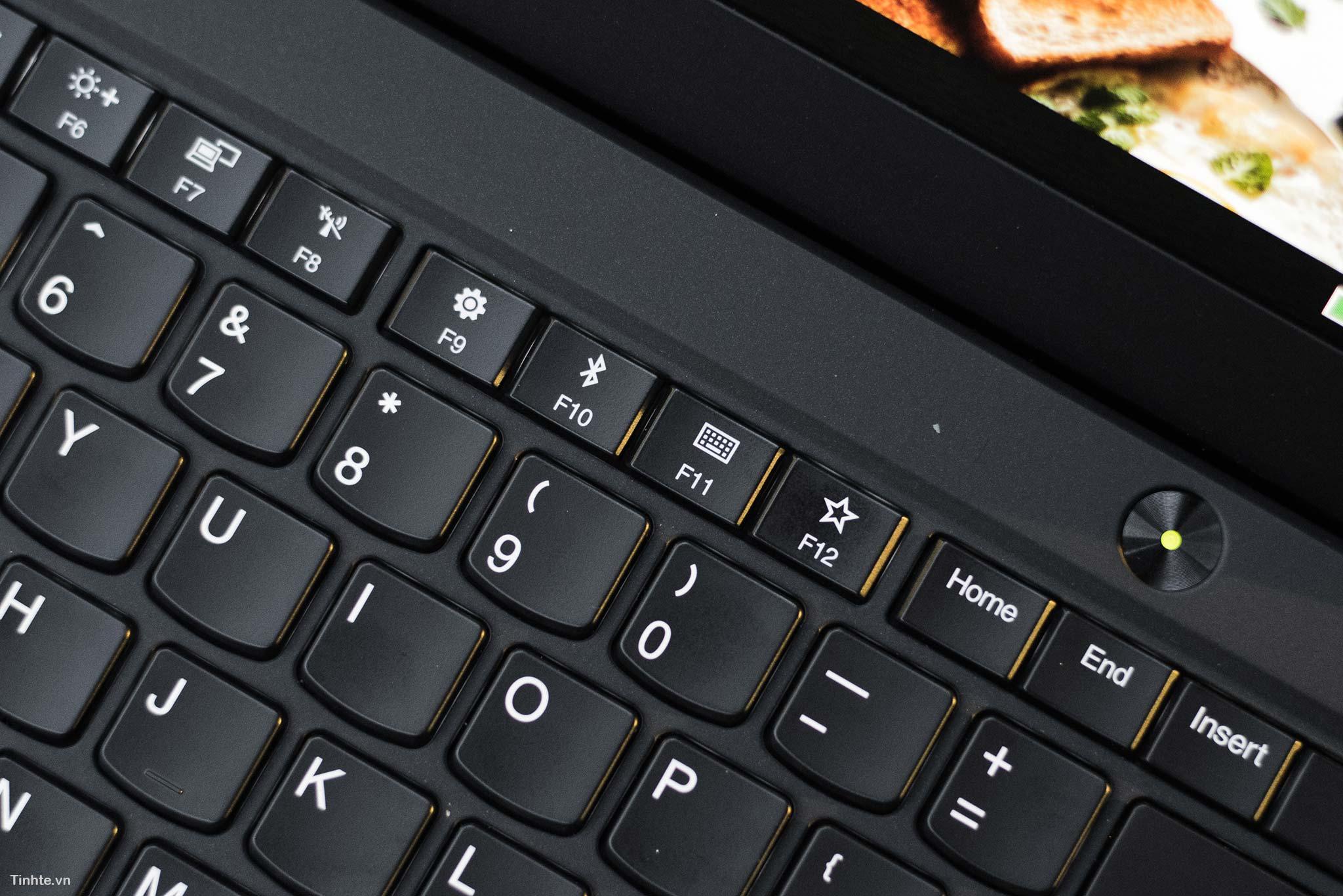 ThinkPad X1 cacbon - laptop cao cấp cho doanh nhân 40653411