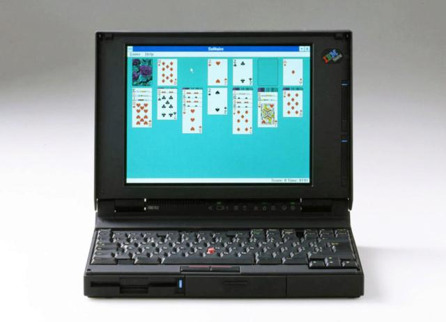Lịch sử ThinkPad hơn 25 năm: từ Trái đất lên Không gian 40742610