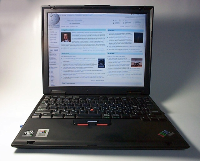 Lịch sử ThinkPad hơn 25 năm: từ Trái đất lên Không gian 40742712