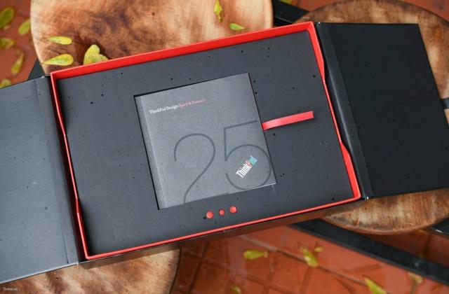 Đánh giá Lenovo ThinkPad 25: món quà ý nghĩa cho các fan trung thành 41715010