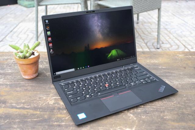 ThinkPad X1 cacbon - laptop cao cấp cho doanh nhân 44224615