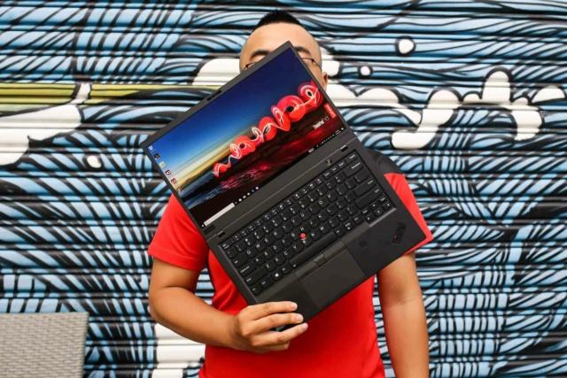 ThinkPad X1 cacbon - laptop cao cấp cho doanh nhân 44224910