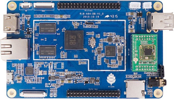 Raspberry Pi 3 và những chiếc máy tính nhúng giá rẻ nhất 7_pine10