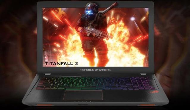 Laptop Asus GL553VE-FY096 - một siêu phẩm hàng đầu với trải nghiệm chơi game cực đỉnh Asus-g15