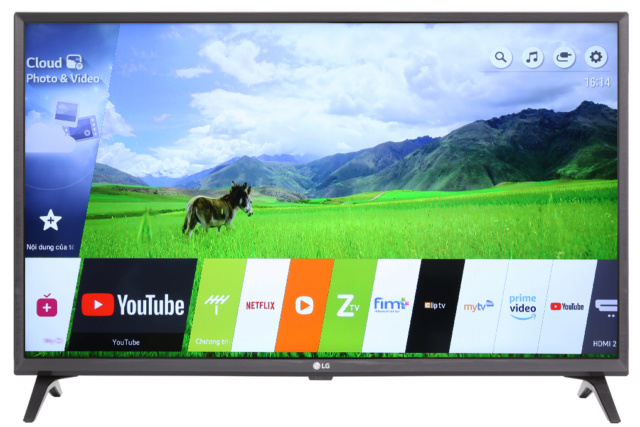 Smart TV LG 32 inch 32LK540 mới 2018 Danh-g10