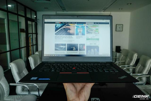 ThinkPad X1 cacbon - laptop cao cấp cho doanh nhân Dsf92410