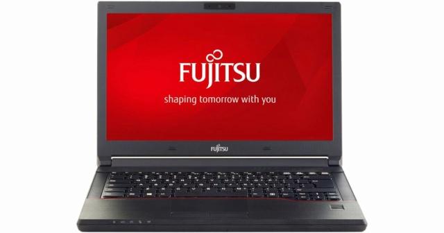 Laptop Fujitsu Lifebook E547 project Fujits14