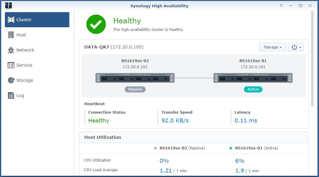 Giải pháp Synology High Availability (SHA) Ha-syn15