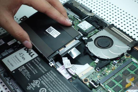 Cẩm nang toàn tập về SSD trên MacBook Hdd-la10