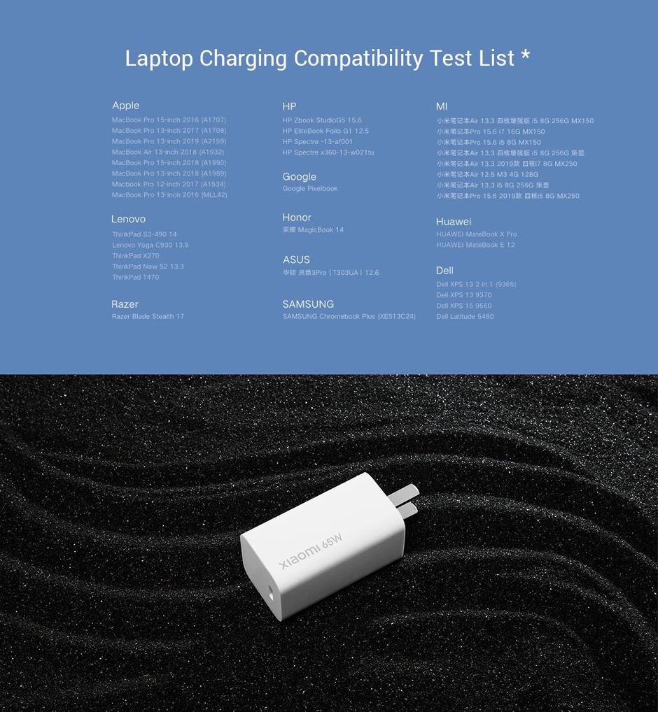 Combo sạc nhanh USB-C của Xiaomi giá tốt He754c11
