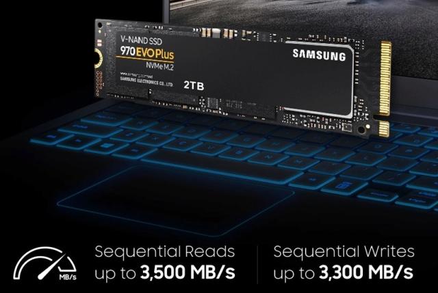 SSD Samsung 970 EVO Plus NVMe M.2 Hinh-010