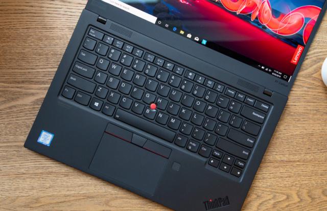 ThinkPad X1 cacbon - laptop cao cấp cho doanh nhân Laptop37