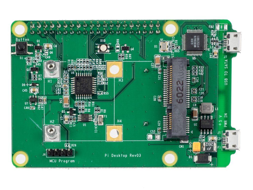 Raspberry Pi 3 và những chiếc máy tính nhúng giá rẻ nhất Pi-des14