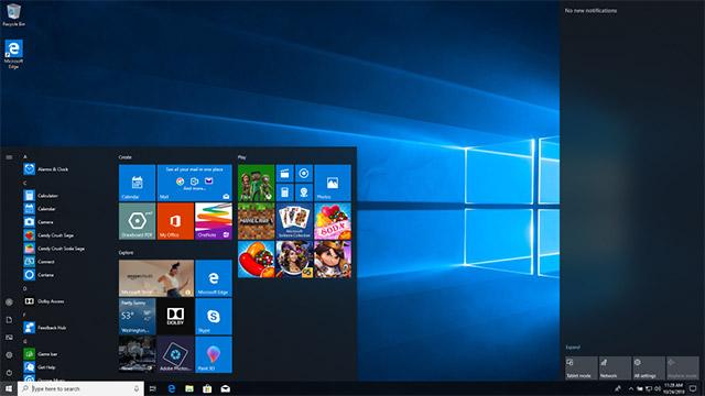 Các phiên bản cho Windows 10 So-san22