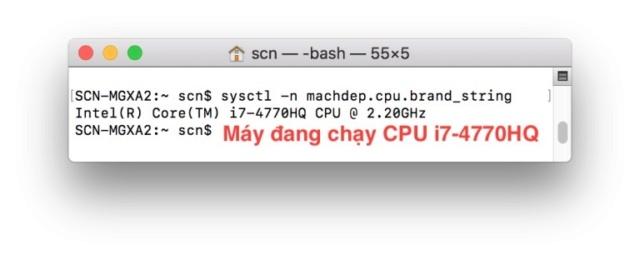 Mua MacBook: Hãy hiểu rõ cấu hình Tra-te10