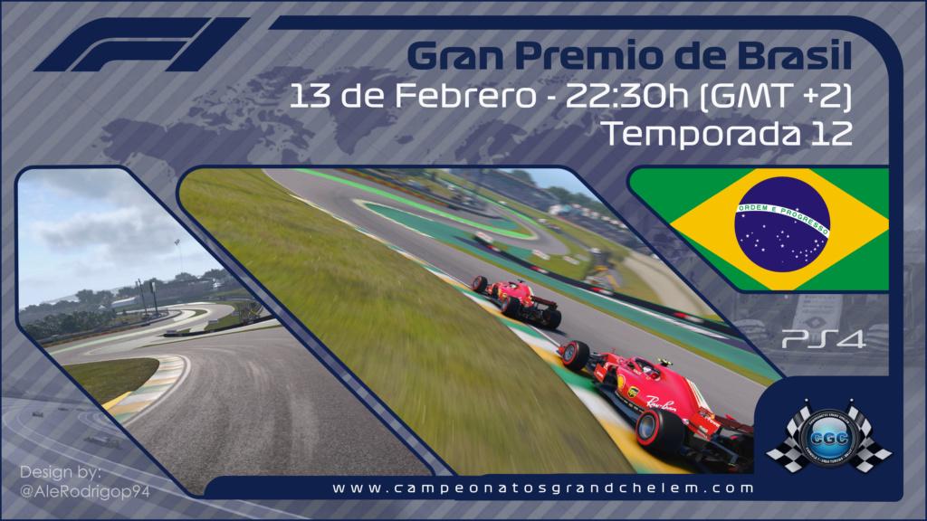 Confirmación asistencia entrenamientos oficiales GP de Brasil Rd02_c10