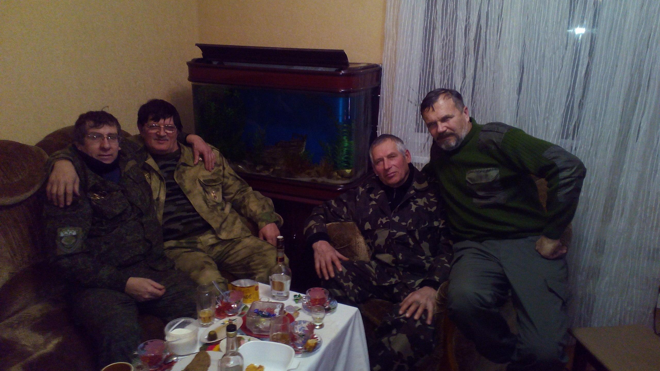 Новый 2019 год на Донбассе. A21