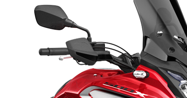 Paramanos originales Honda CB500X 2019 08p70-10
