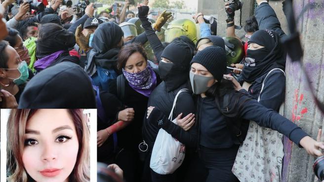 Epidemia feminicida en México Indign13