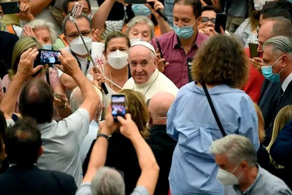Este Papa no es trigo limpio Usxl7q10