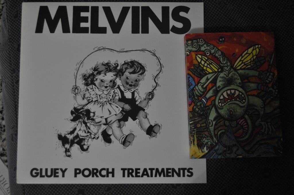 La Hilarante Historia de Melvins - Noviembre [2020] - nuevo libro de Hank - - Página 13 _dsc0011