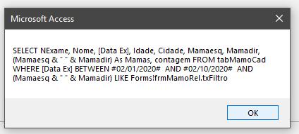 [Resolvido]Busca em campos concatenados Screen10