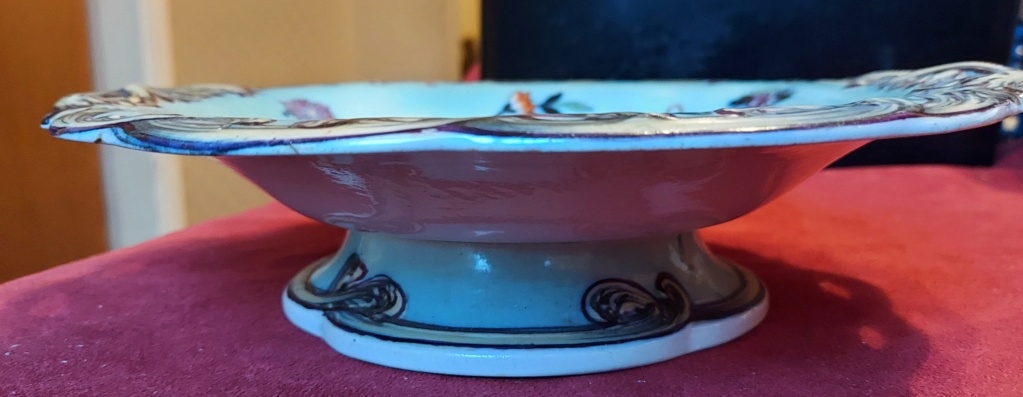 Trying to identify this pedestalled dish P210