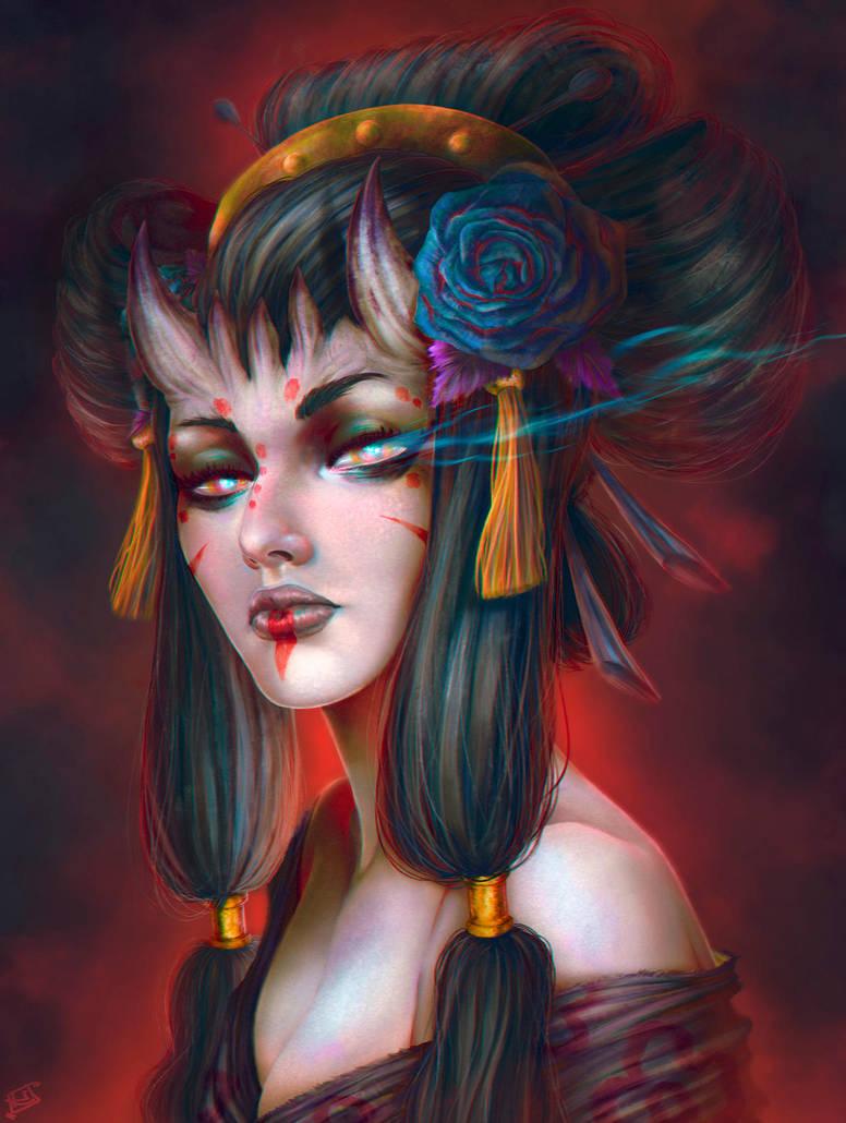 La Nouvelle Vie d'Anko Geisha10