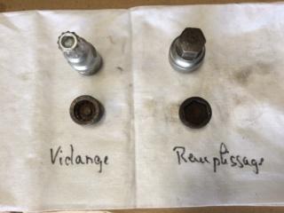 Comment vidanger l'huile de boite de vitesse - Tutoriel Boxster 986 Img_8411