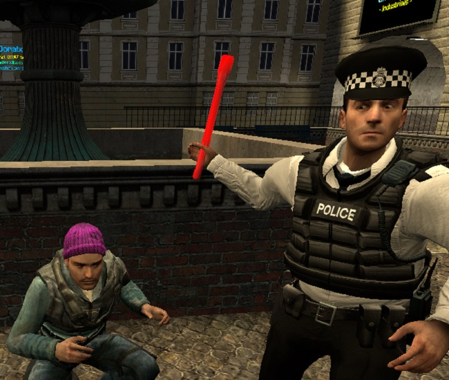 [Refusée] Suppression d'une faction. Police10