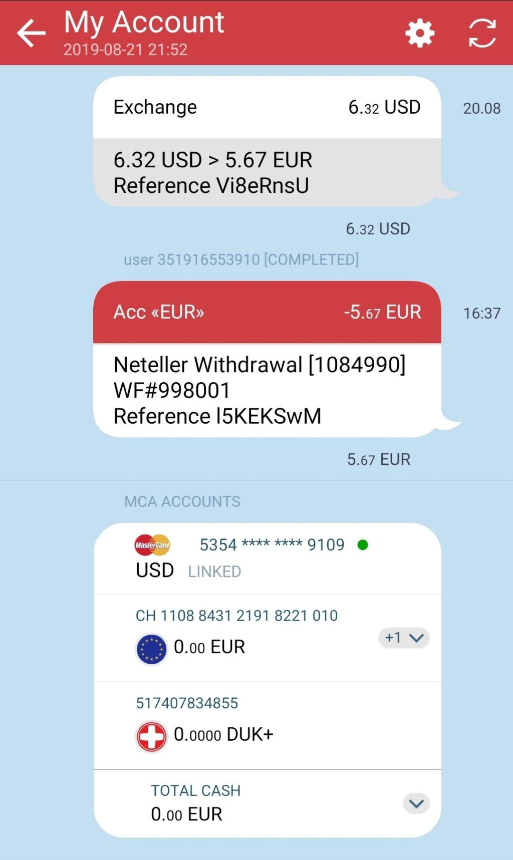 Oportunidade [Provado] Dukascopy  Ganha 5 Duskacoins (+-6 euros) por abrir conta em banco suíço (ja ganhei cerca de 21 euros)  Screen51