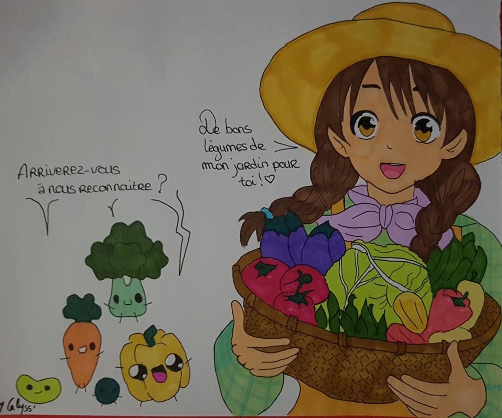 """[Concours]  Votre plus belle création de """"Légume"""" - Page 2 20200113"""