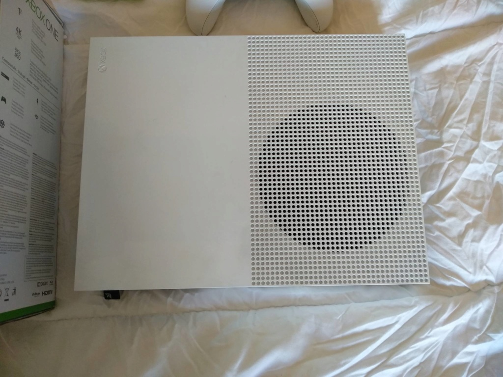 Vends xbox one S 45296810
