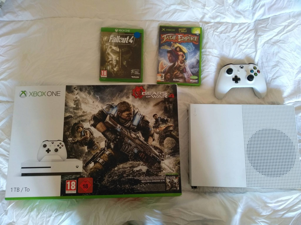 Vends xbox one S 45379010