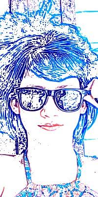 Galerie de Ochi Blue_410