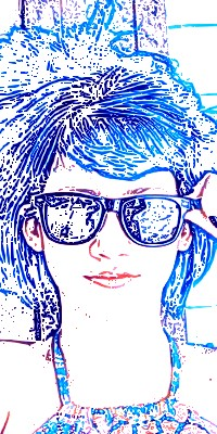 Galerie de Ochi Blue_411