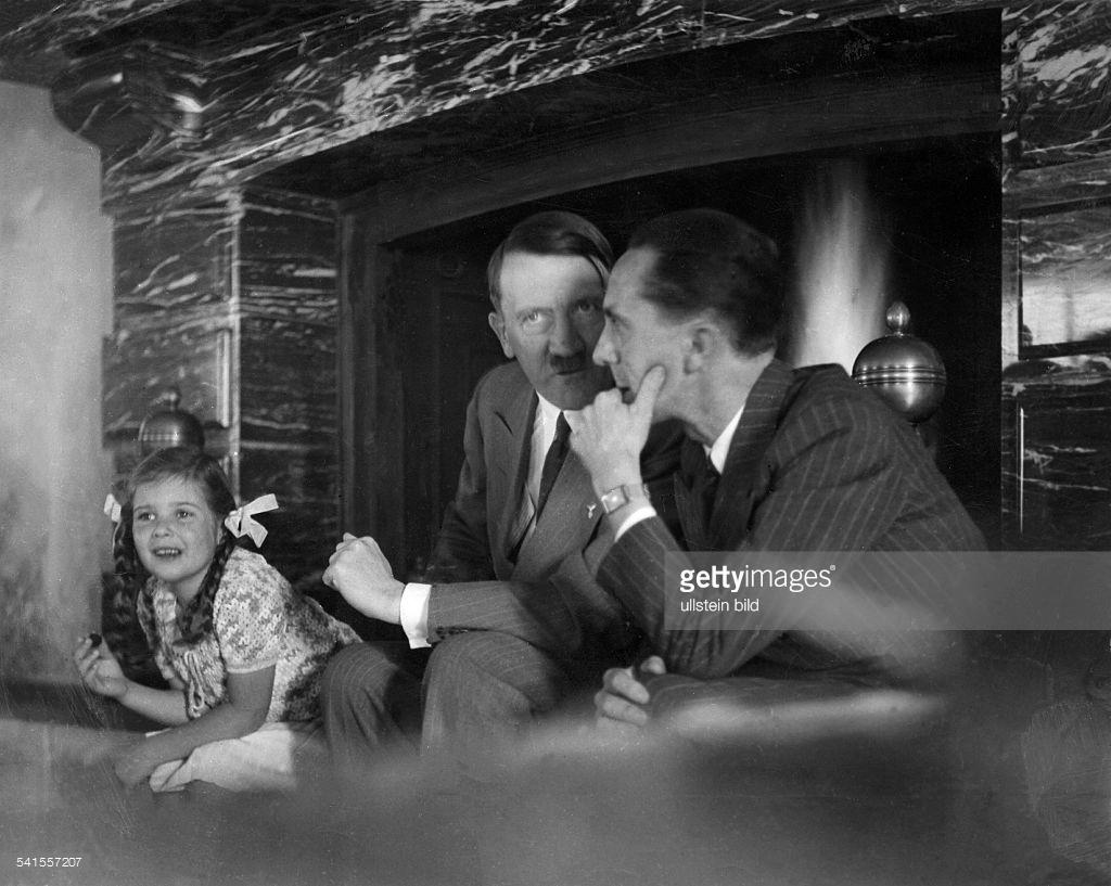 Historia e vajzes se preferuar te Adolf Hitler-it 54155710