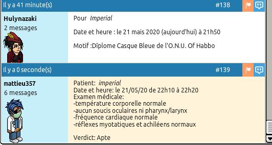 [C.H.U] Rapports d'actions RP de mattieu357 Captu158