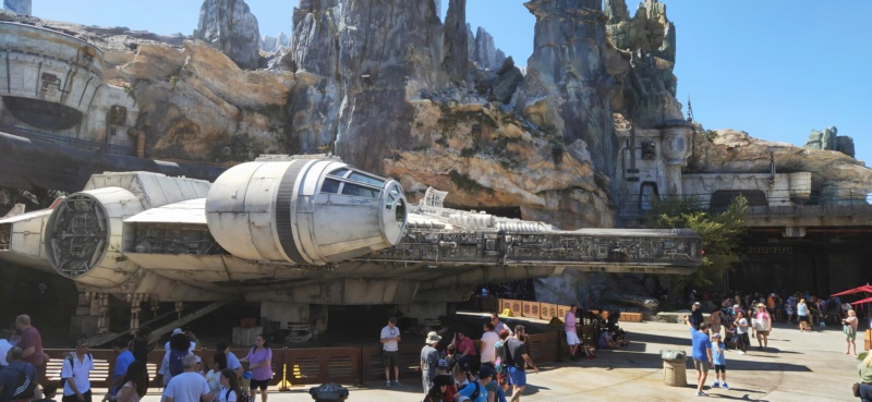[Disney's Hollywood Studios] Star Wars: Galaxy's Edge (29 août 2019) - Page 18 Img20136