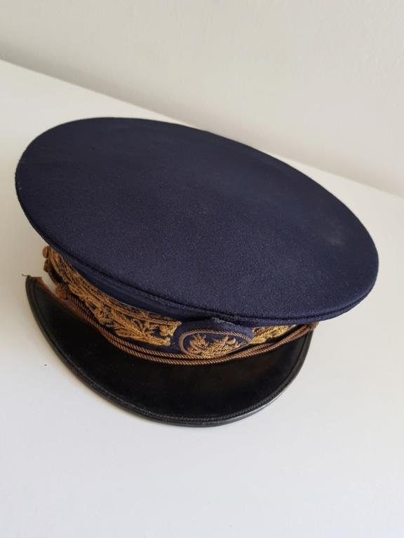 Belle casquette d'un consul  20190415