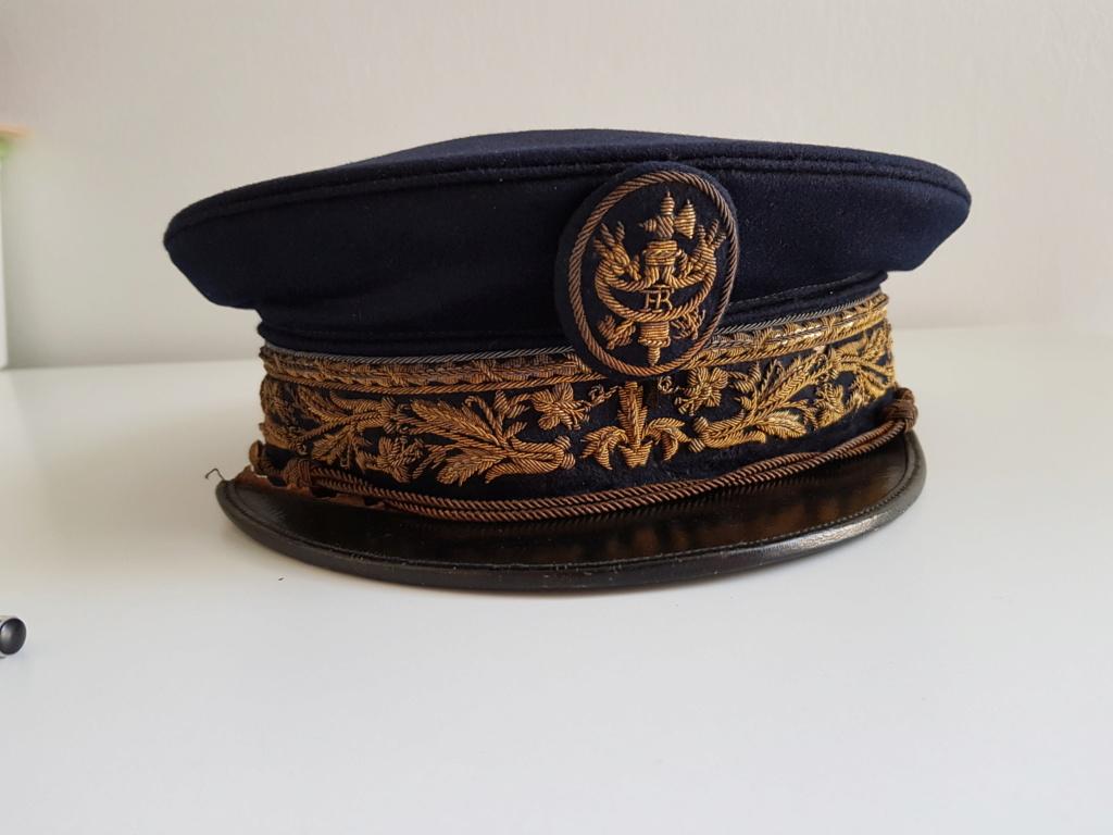 Belle casquette d'un consul  20190416