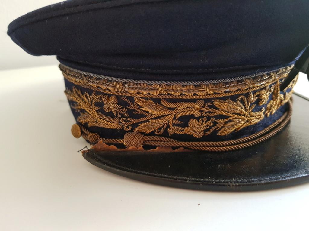 Belle casquette d'un consul  20190417