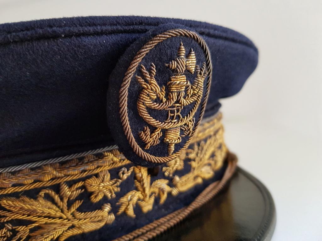 Belle casquette d'un consul  20190418
